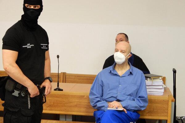 Pavol Rusko pred súdom.