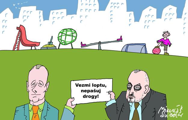 Karikatúra - 11.6.2021.