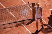 Anastasia Pavľučenkovová postúpila do finále Roland Garros 2021.
