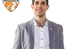 Daniel Sokolovsky - nový tréner BKM Lučenec