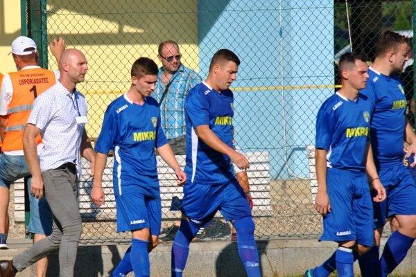 Futbalistom Nevidzian sa na jar darí.