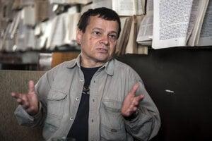 Ekonóm SAV Vladimír Baláž