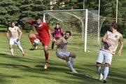V zápase Budče so Sliačom padlo až 9 gólov.