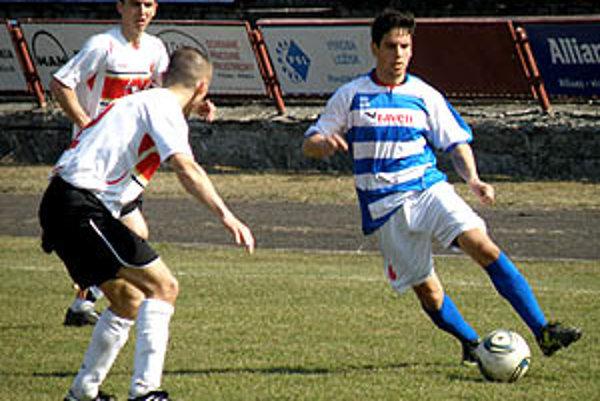 Považská Bystrica v nedeľu porazila Galantu 3:0.
