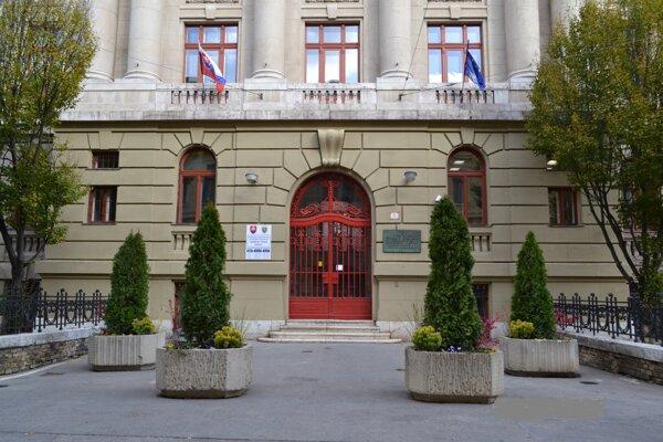 Daňový úrad Košice.