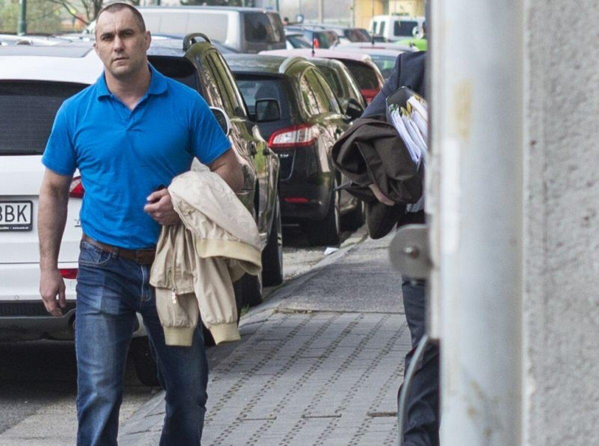 Expolicajt Tiefenbach opäť dostal podmienku za zásah pri cestnej kontrole - SME