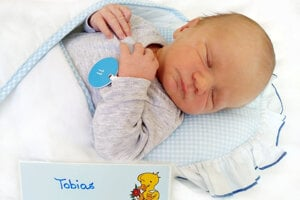 Tobias Botka z Novák sa narodil 11. júna 2021 v Bojniciach