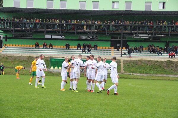 Veselé zakončilo sezónu 2020/2021 na treťom mieste.