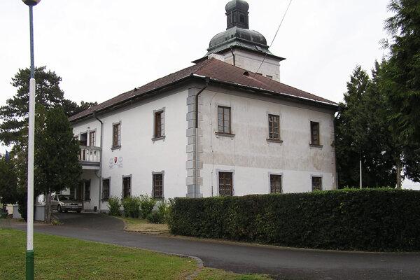 Kaštieľ v Strede na Bodrogom v okrese Trebišov.