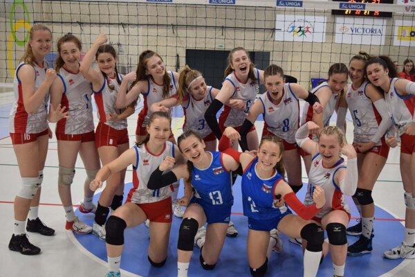 Slovenské volejbalistky už onedlho nastúpia na svoj prvý zápas proti Taliankám.