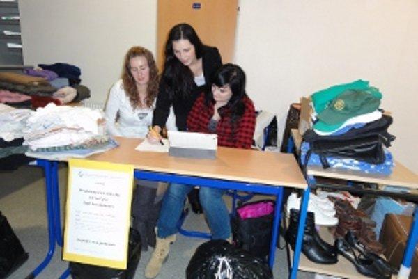 Zbierka fakulty oslovila hlavne študentov a pedagógov.