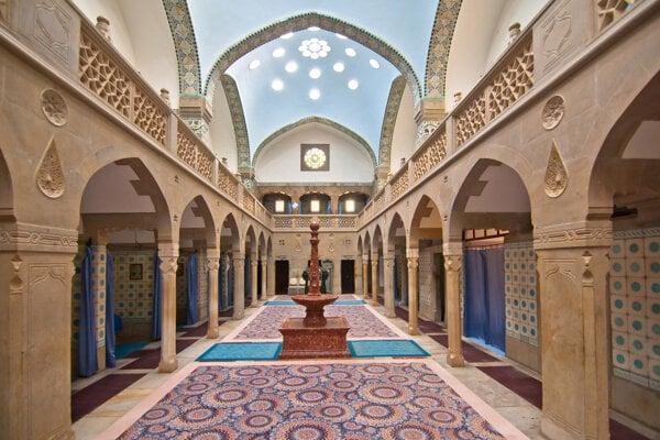Kúpele Trenčianske Teplice Hammam
