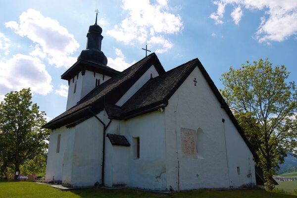 Kostol v Martinčeku