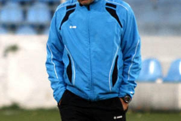 Cyril Stachura bol trénerom Nitry osem mesiacov a jeden týždeň.