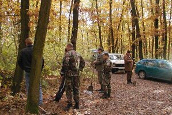 Telo hľadali v lese za motorestom Zubor už v roku 2003.