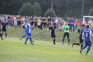 Ak Tvrdošín postúpi, zopakuje si minuloročný pohárový zápas s Oravským Veselým.