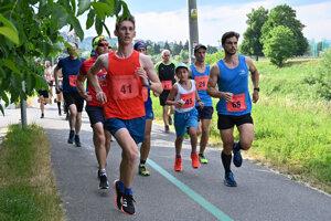 Na bežeckom podujatí venovanom skvelému bežcovi a pedagógovi bola dobrá účasť.