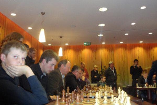 Pre 13-ročného nádejného šachistu Milana Chovana bolo stretnutie s Kasparovom veľkým zážitkom.