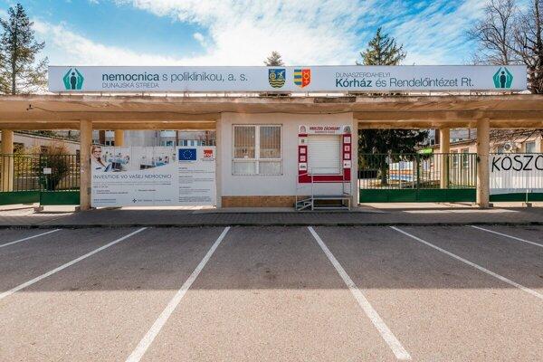 Nemocnica Dunajská Streda