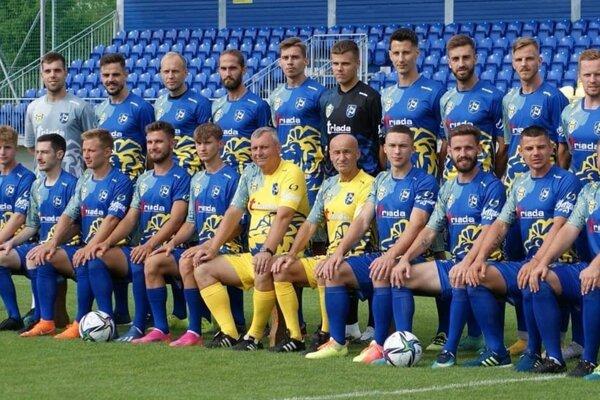 Humenskí futbalisti si zahrajú v novej sezóne celoštátnu súťaž.