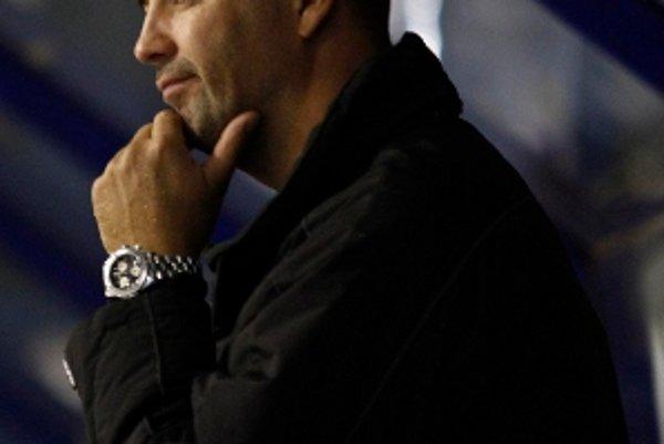 """""""Prípravné zápasy nám ukázali, na čom musíme popracovať,"""" hovorí tréner Nitry Branislav Okuliar."""