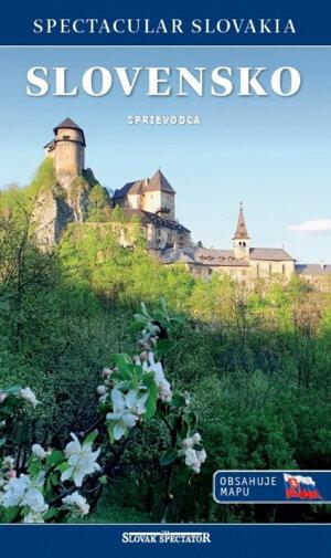 Spoznajte top pamiatky, ale aj miesta, na ktoré vás iní knižní sprievodcovia nezavedú; www.spectacularslovakia.sk