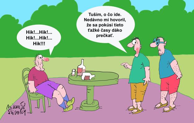 Karikatúra - 28.7.2021.