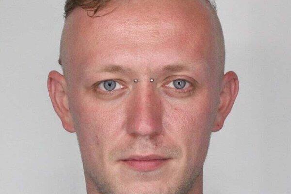 Hľadaný Martin Moravčík.
