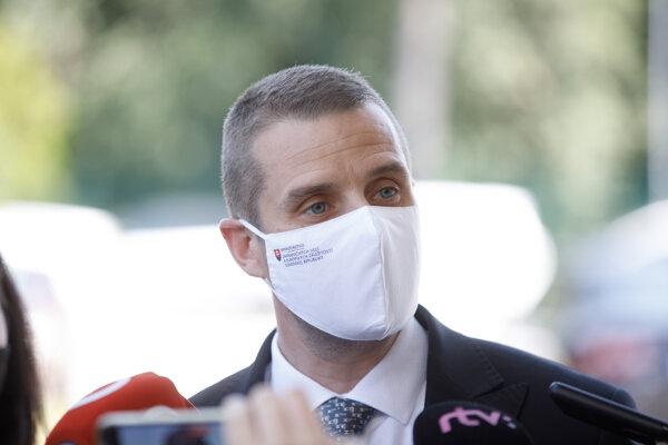 Štátny tajomník ministerstva zahraničných vecí Martin Klus.