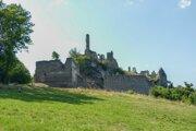 Zrúcanina hradu Korlátka