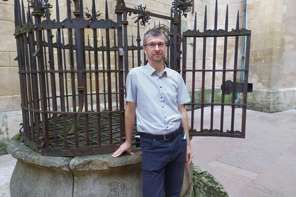 Igor Socha vedie Bojnický zámok od začiatku júla.