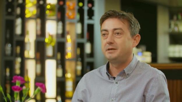 Andrej Gogola z reštaurácie Štefánka by Pulitzer.
