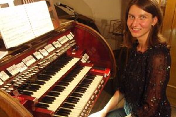 Posledným vystúpením na festivale Ars Organi Nitra 2011 bude koncert Nitrianky Márie Plšekovej.