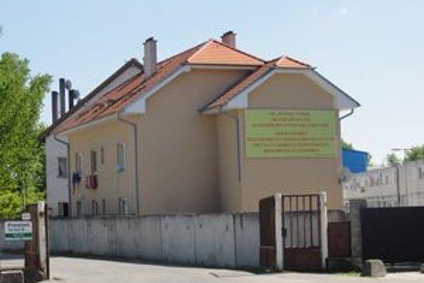 Obytný komplex v Dunajskej Strede.