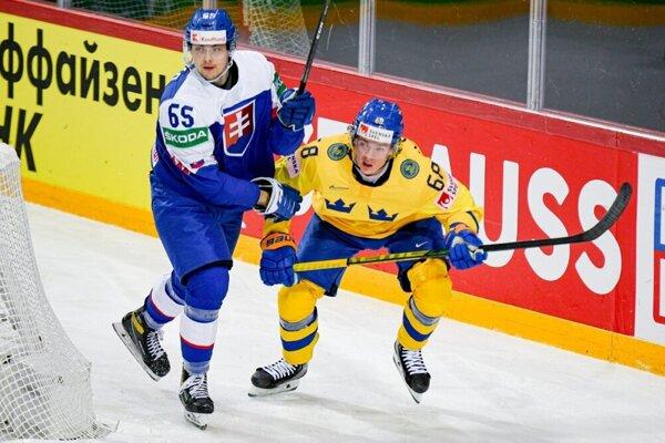 Martin Bučko v reprezentačnom drese.
