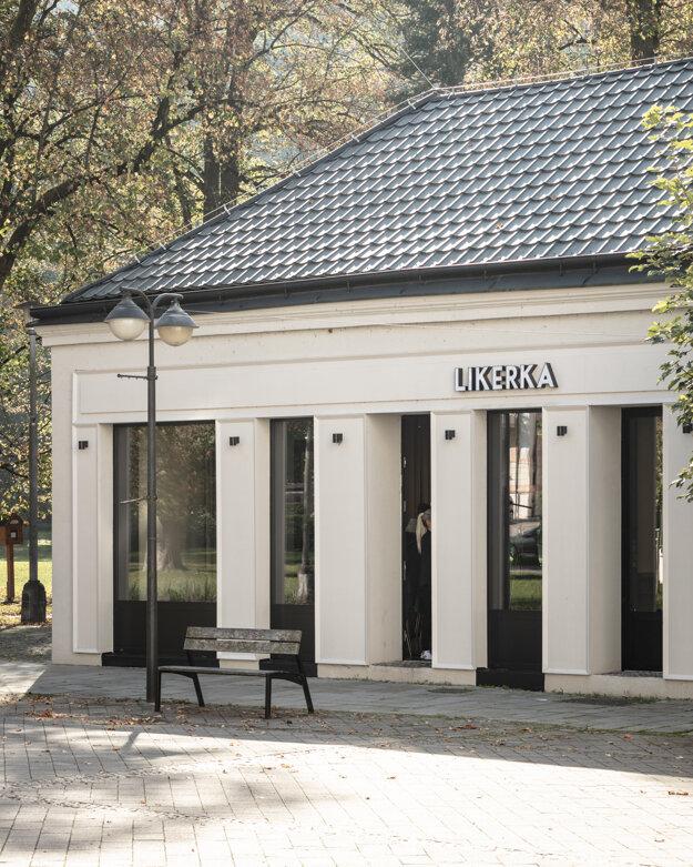 Likerka Trenčianske Teplice,je horúcim kandidátom na prestížne ocenenie CE ZA AR – Ceny za architektúru.