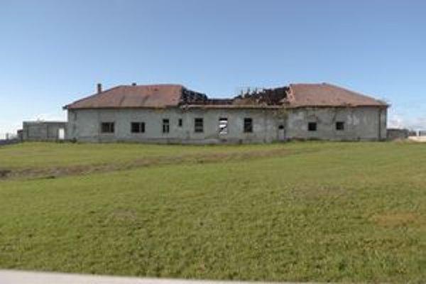 Klasicistická kúria.