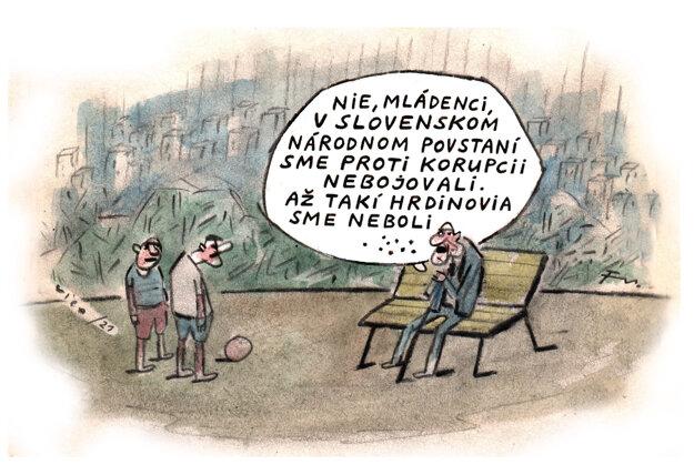 Karikatúra - 30.8.2021.
