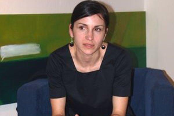 Monika Kompaníková besedovala v Nitrianskej galérii.