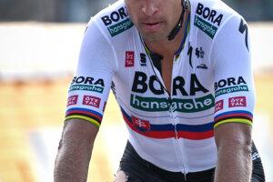 Peter Sagan na pretekoch Okolo Beneluxu 2021.