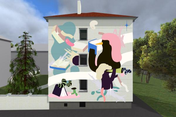 Víťazný návrh, ktorý bude zdobiť Záhorskú knižnicu v Senici