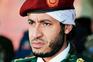 Sádí Kaddáfí.