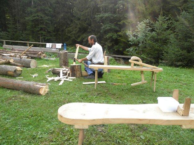 Deň dreva vo Vychylovke
