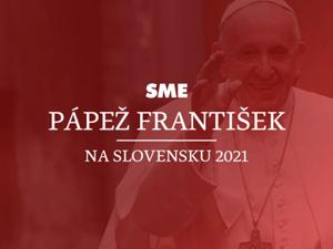 Návšteva pápeža Františka na Slovensku 2021