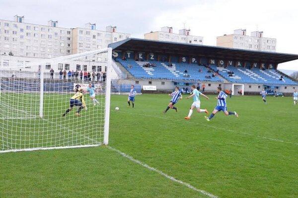 Zrekonštruovaný štadión.