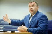 Šéf Rady pre rozpočtovú zodpovednosť Ján Tóth v rozhovore pre agentúru SITA.