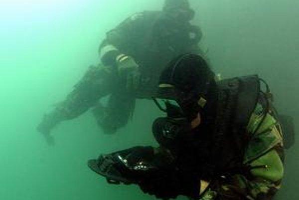 Jednotky SEALs v akcii.
