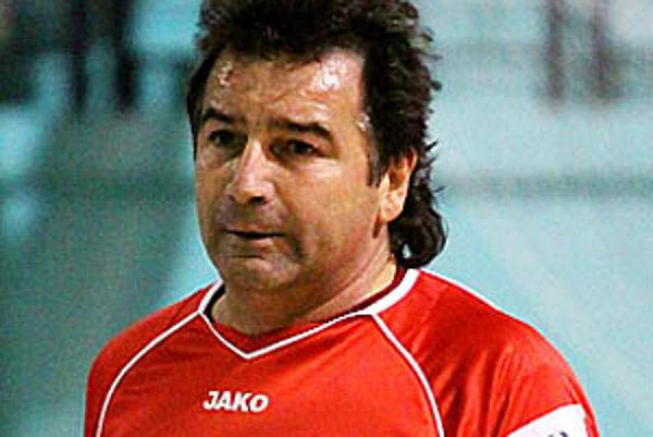 Viceprezident futbalového klubu Duslo Šaľa Ján Valent.