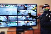 Mestskej polícii pomáha kamerový systém