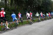 Počas šampionátu vo Flámsku budú mať cyklisti málo možností vymočiť sa.